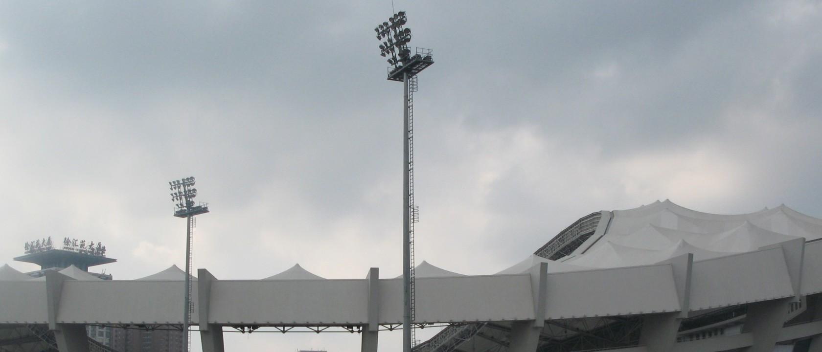 China Shanghai Stadium Lighting (2) - Copy