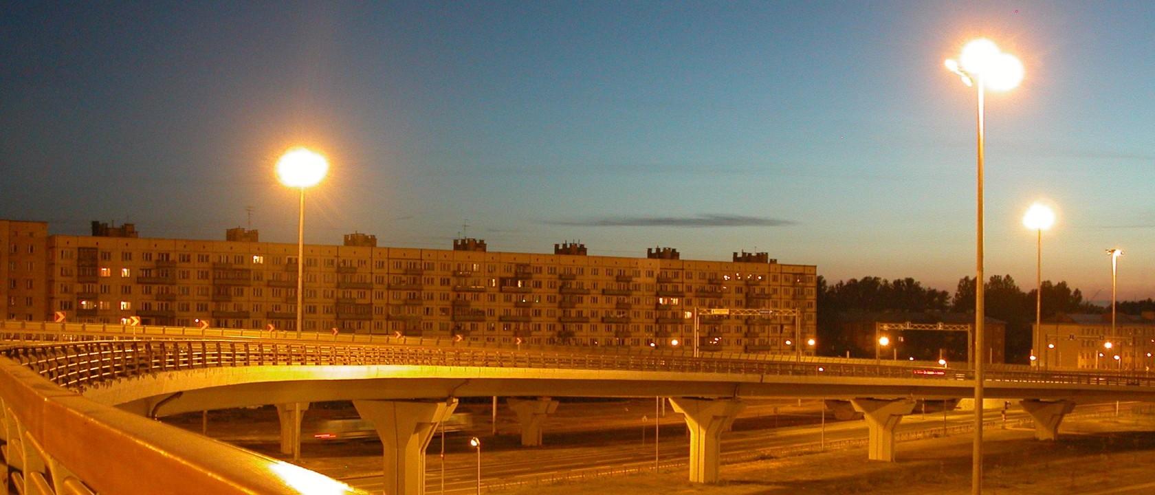 Russia Saint Peterburg Highmast Lighting (2) - Copy
