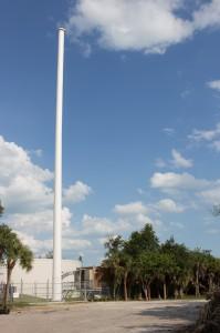 Sanibel Flag Pole-2161